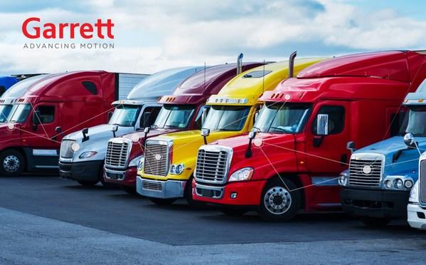 盖瑞特交付首款商用车队早期预警系统软件