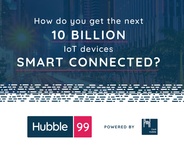 Cellular is now the most cost-effective way to connect IoT devices to cloud, Cavli Wireless launches Hubble99
