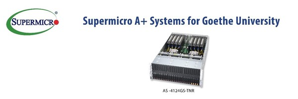 Supermicro and Goethe University Frankfurt Deliver High-Performance Computing Solution for COVID and Physics Research