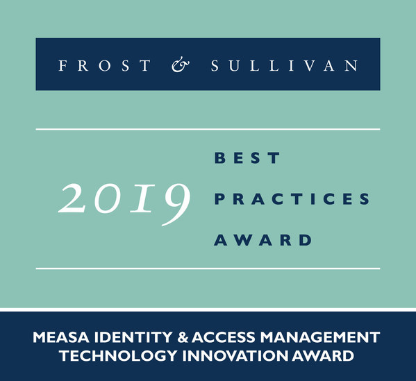 Uniken Acclaimed by Frost & Sullivan for Enhancing Identity and Access Control with its Mobile-first REL-ID Solution