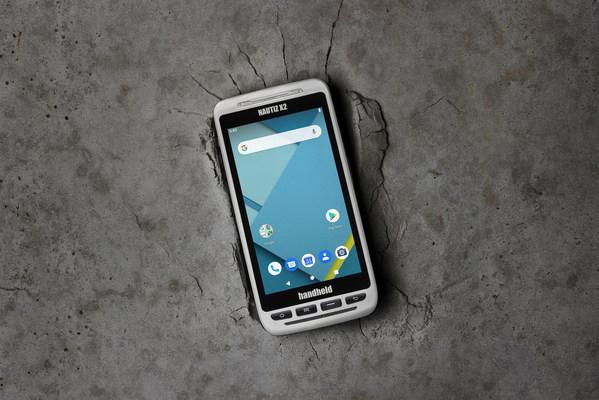 Handheldが人気のNAUTIZ X2一体型堅牢コンピューターの大幅な更新を発表