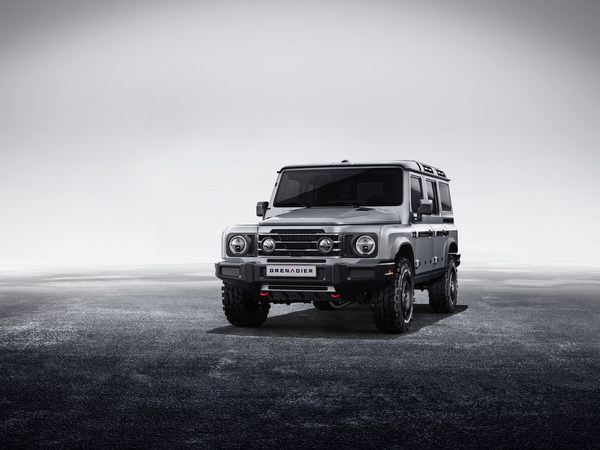 INEOS Automotive Reveals the Design of Its Upcoming 4x4, the Grenadier