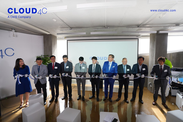 Cloud4C, World's leading Cloud Managed Services Provider, launched its South Korean Operations