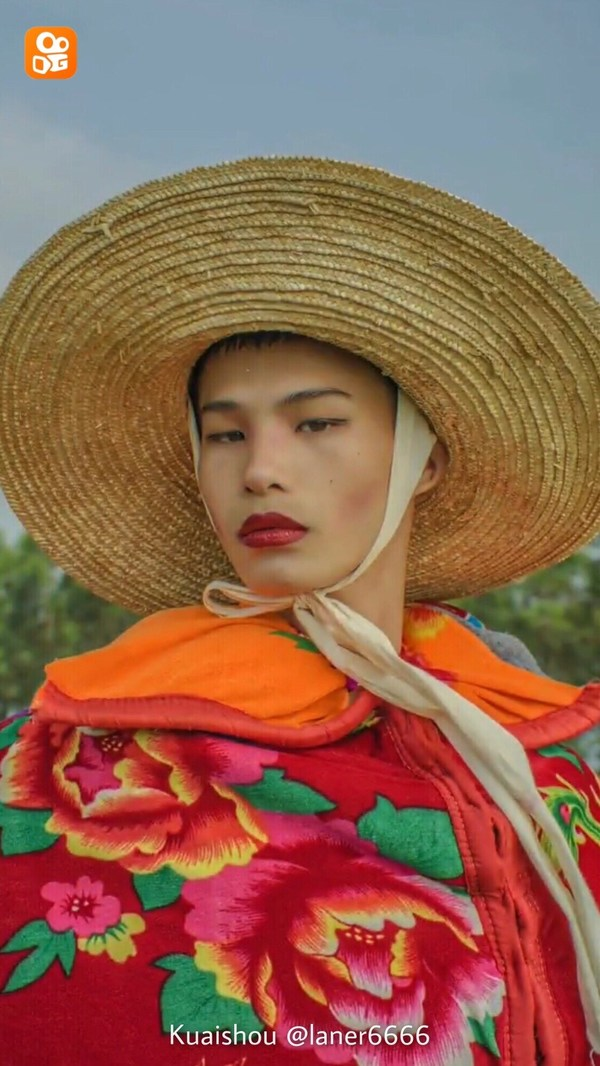 Meet the Village Supermodel on Kuaishou: from China's countryside to international runways
