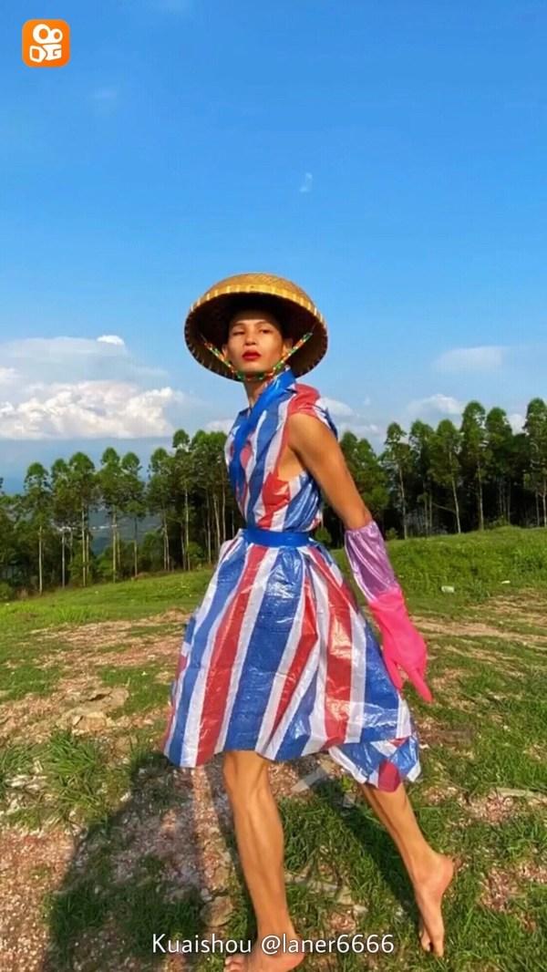 Meet the Village Supermodel on Kuaishou: from China's countryside to international runways