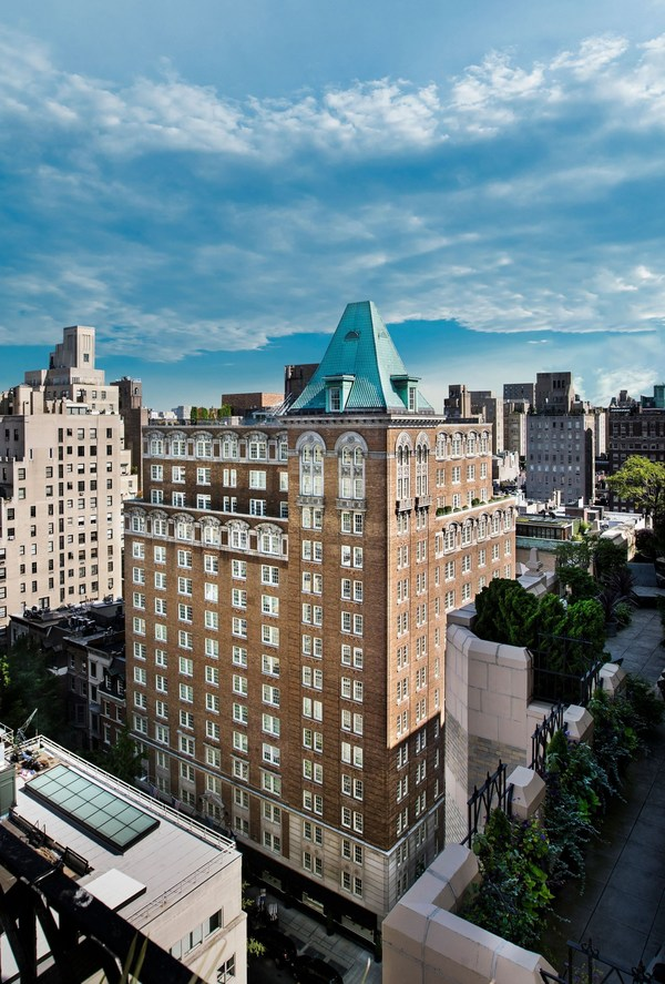 "The Mark Hotel Ranked ""#1 City Hotel in the US"" and ""#1 Hotel in New York City"" in Travel + Leisure World's Best Awards 2020"