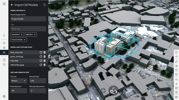 Cityzenith发布最新数字孪生先进技术SmartWorldPro2