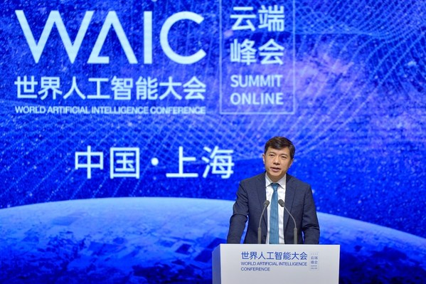 """New Infrastructure"" Plan Will Facilitate the Arrival of an Intelligent Economy and Society, Says Robin Li at WAIC"
