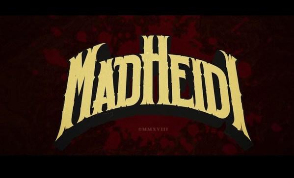 特伦特-海伽加入全球首部瑞士剥削电影《疯狂海蒂》的制作团队