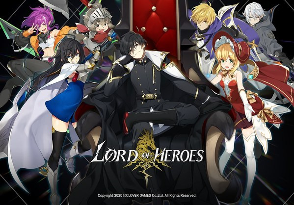 """Lord of Heroes"" has racked up 1 million global pre-registrations"