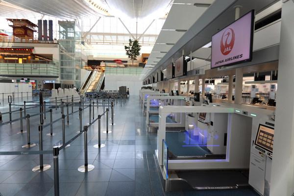 東京国際空港(羽田空港)の新たな自動手荷物預け入れソリューション