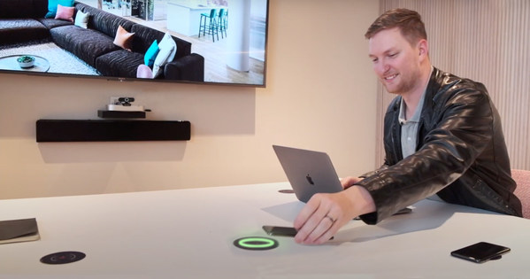 Chargifi helps employees get back to work safely with new touchless meeting room experience