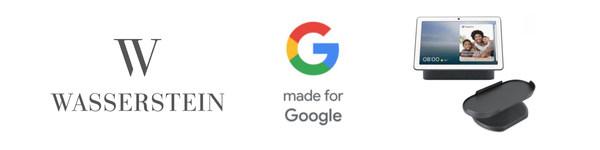 Wasserstein Accessories for Google Nest Hub Devices