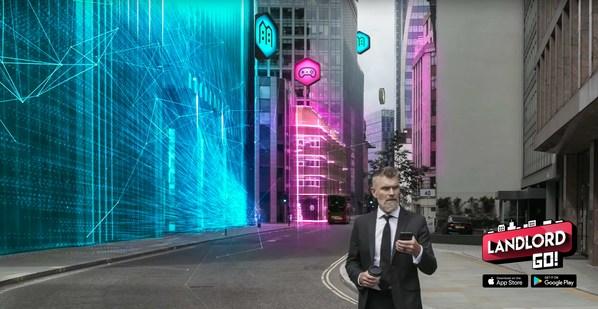 Augmented Reality Key Visual.