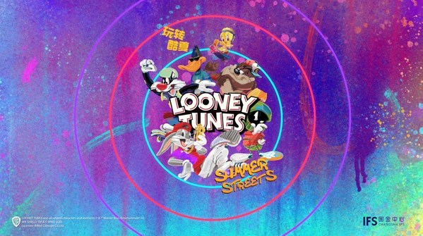 """Changsha IFS teams up with Looney Tunes and Graffiti Artist Dezio to Unveil the Very First """"Summer Streets"""" Exhibition in Central China"""