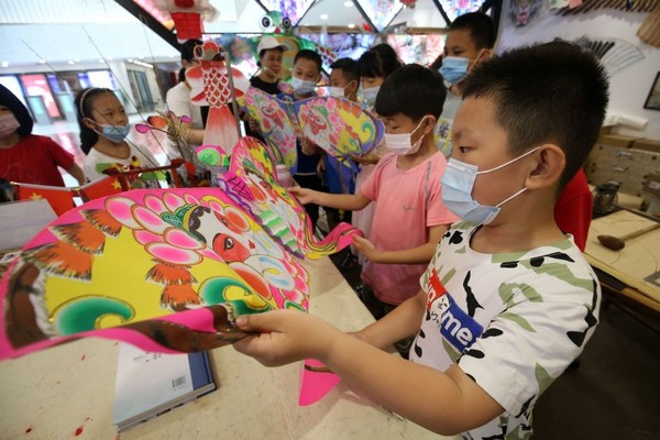 "Culture nurtures life in ""kite capital of the world"""