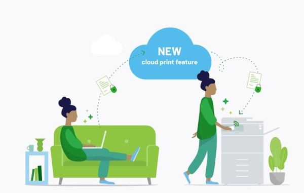 PaperCut adds Cloud Print to its BYOD print solution, Mobility Print