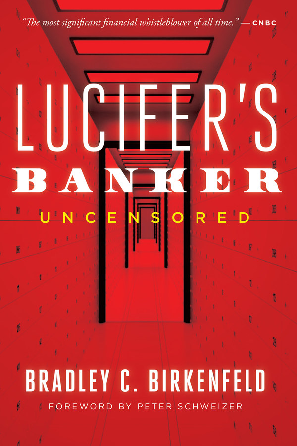有名なUBSの内部告発者Bradley Birkenfeld氏が腐敗徹底追及と続編出版