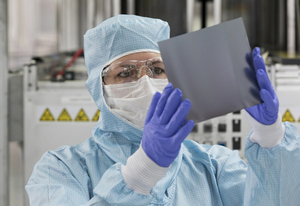 Highly efficient EpiNex? wafers lead the solar industry into a new age