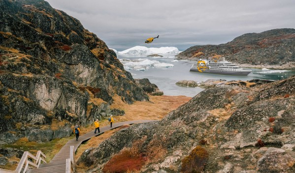 Quark Expeditions Announces 18 Arctic Voyages for the 2022 Sailing Season