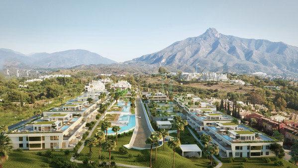 Sierra Blanca Estates And FENDI Casa Announce The Launch Of EPIC MARBELLA Furnished By FENDI Casa In Marbella, Spain