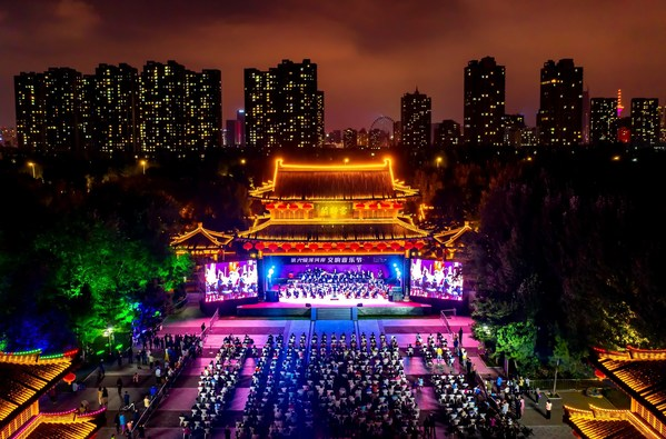 Shenyang: The 6th Hun River Symphonic Music Festival Opened Grandly
