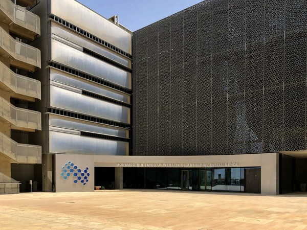 Mohamed bin Zayed University of Artificial Intelligence Campus in Abu Dhabi, United Arab Emirates.