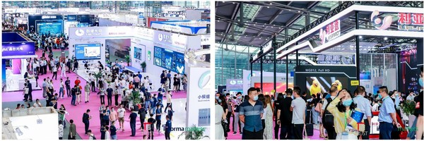 The First-Ever Hybrid Exhibition of LED CHINA 2020 Has Concluded in Shenzhen City, China, September 3rd