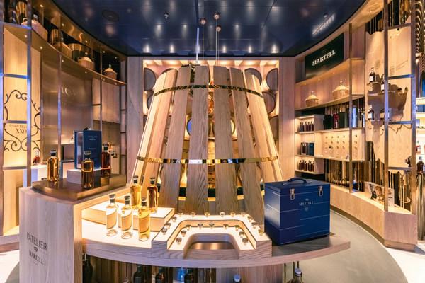 Maison Martell旗舰店在深圳揭幕