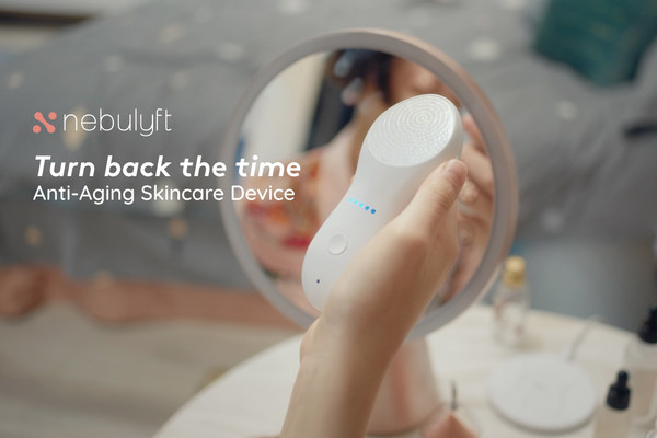 Nebulyft® Skincare Device Set to Transform the Anti-Aging Landscape
