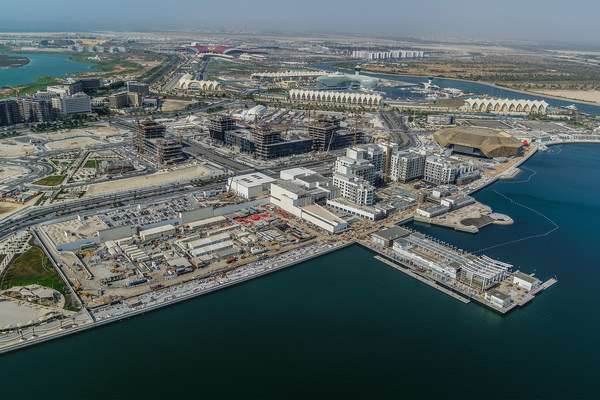 Miral宣布亚斯湾项目获重大里程碑式进展