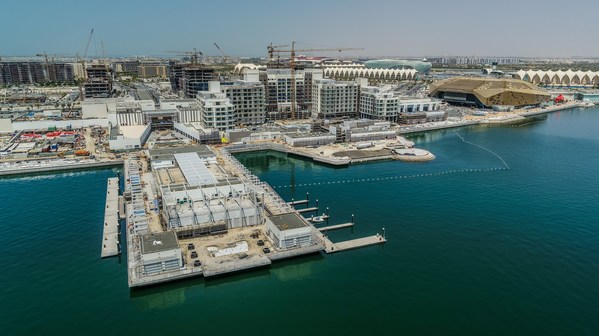 Yas Bay Waterfront - Construction
