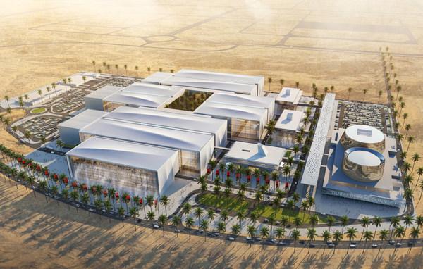 迪拜投资公司启动独特的全球批发市场迪拜全球通