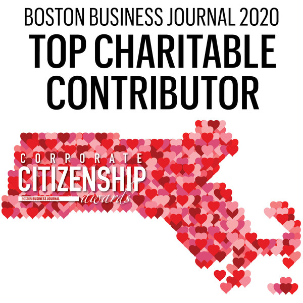Cell Signaling Technology Named a Top Charitable Company in Massachusetts by the Boston Business Journal