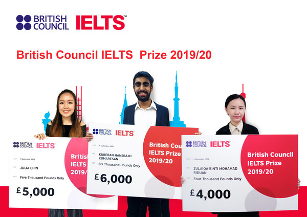 British Council in Malaysia IELTS Prize Helps Students to Make Their Mark Through International Study