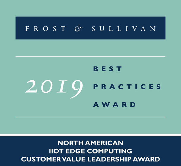 Nebbiolo Technologies Named as Leading Industrial IoT Edge Platform - North America Frost & Sullivan Customer Value Leadership Awards Report