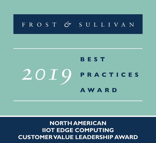Nebbiolo Technologies Named as Leading Industrial IoT Edge Platform - North America Frost & Sullivan Customer Value Leadership Awards Report