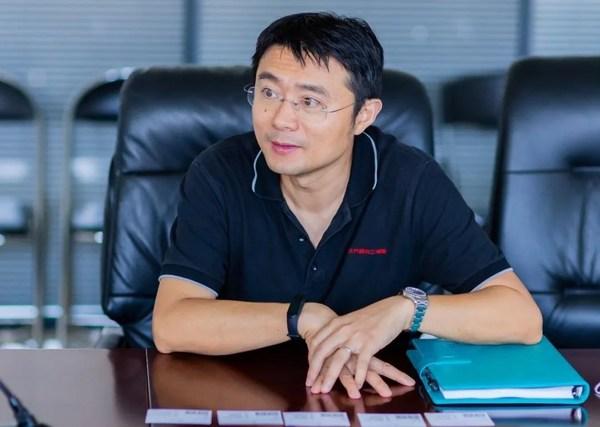 Zhu Ming, Director of BAIC Motor Electrification Department