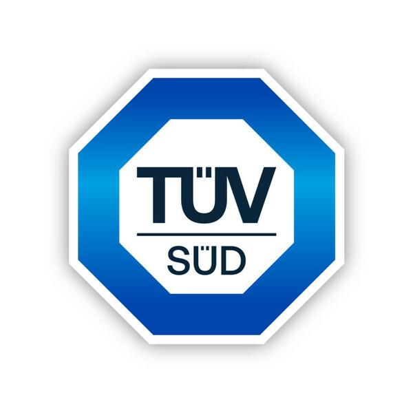 TUV南德授予浙江天宏EN ISO 13849功能安全评估报告