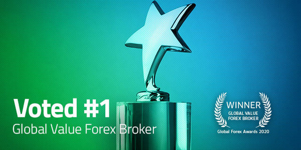 投票の結果、FP Marketsが2020年の「Best Global Value Forex Broker」の栄冠を獲得