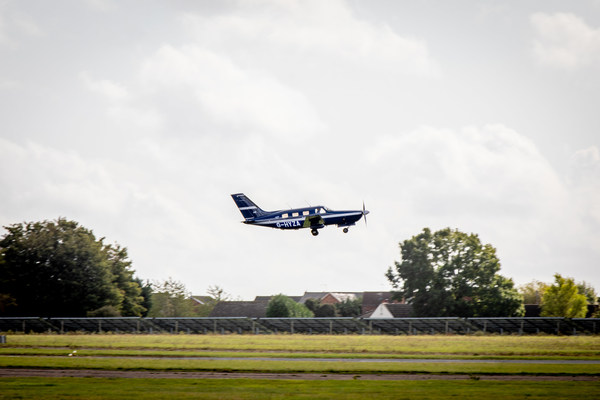 ZeroAvia Completes World First Hydrogen-Electric Passenger Plane Flight