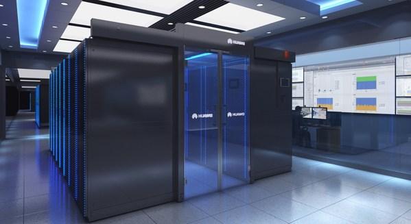 Huawei FusionModule2000 스마트 모듈성 데이터센터