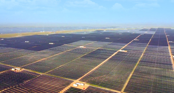 Sungrow Celebrates the Commercial Operation of China's Largest Solar-Plus-Storage Project