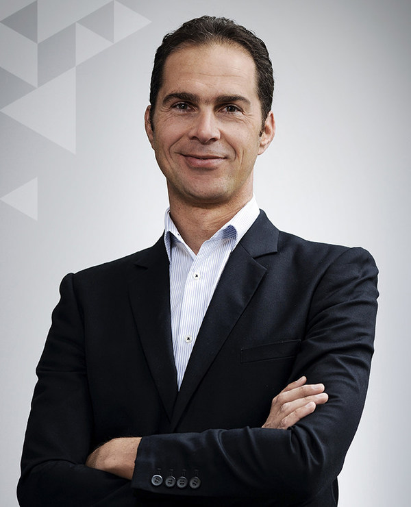 Xavier Mufraggi, newly announced YPO CEO