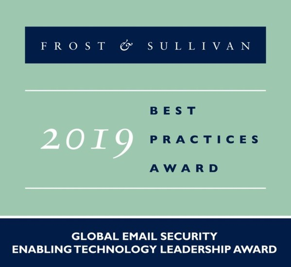 Cisco Acclaimed by Frost & Sullivan for Enhancing Email Security through Various Integrations with its Other Portfolio Products