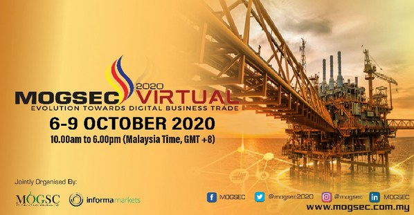 MOGSEC Virtual 2020 will be held on 6-9 October 2020