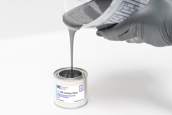 Nanotech Energy Launches EMI Shielding Product Line