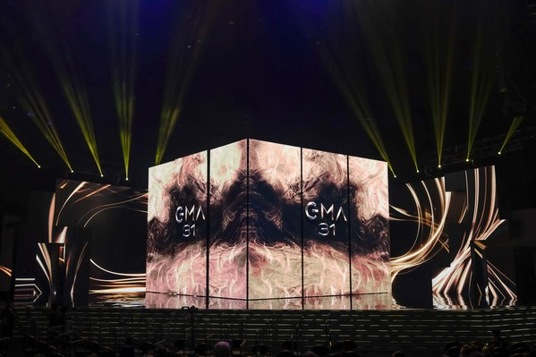 Host Waa Wei Wins First GMA & Wu Qing-Feng Awarded Best Male Vocalist