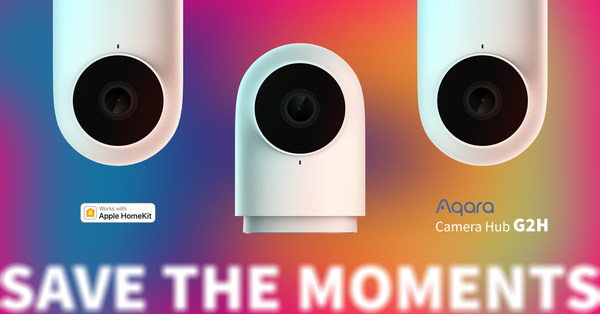 Aqara Launches HomeKit Secure Video Camera Hub G2H on Amazon US