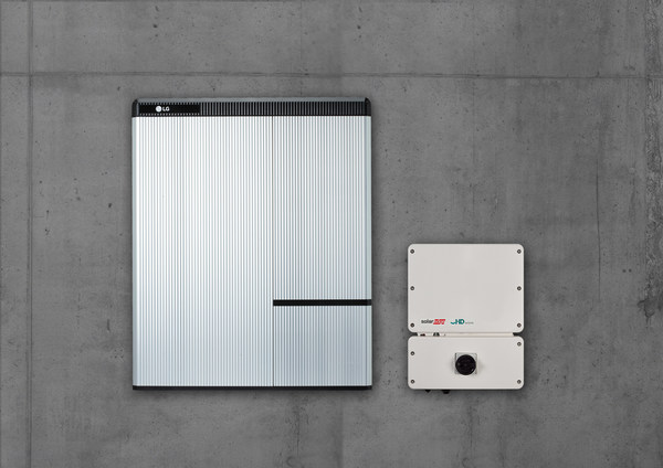 Battery Shortage Met by Solar + Storage Solution from LG Chem, SolarEdge